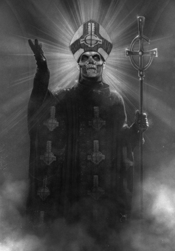 Papa Emeritus 2